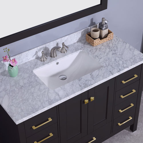 Traditional 1200mm Vanity More Storage Space
