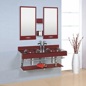 Double Glass Sink Made In China Factory