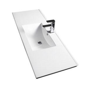 1200mm Slimline Ceramic Sink