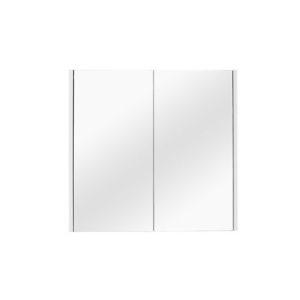 Copper Free 600mm Double Door Mirror Cabinet