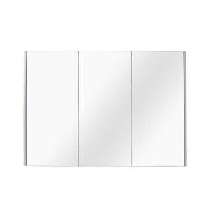 Copper Free 900mm Triple Door Mirror Cabinet