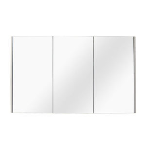 Copper Free Finger Pull Modern Mirror Cabinet